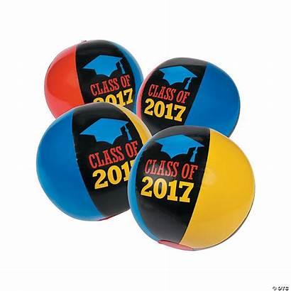 Graduation Balls Inflatable Class Orientaltrading