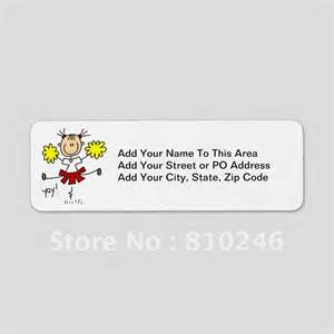 Return Address Labels Free Shipping