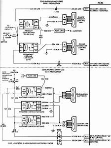 8003 90 C4 Corvette Fuse Diagram