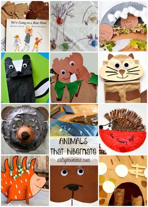 fun preschool hibernation theme activities bears