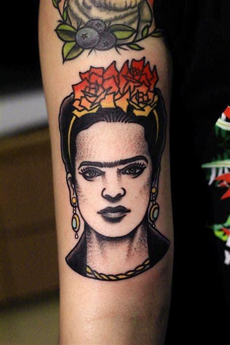 artistic frida kahlo tattoos tattoodo