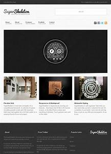 20 best selling html5 css3 responsive website templates on With skeleton responsive template