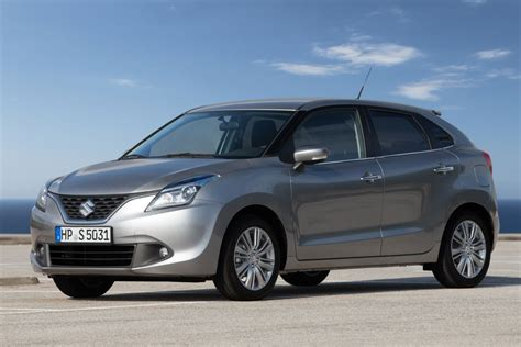 suzuki baleno  high executive smart hybrid manual