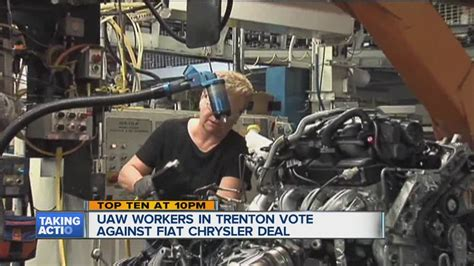 Uaw Chrysler Contract by Trouble For Fiat Chrysler In Uaw Contract Talks