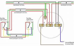 Way switch wiring diagram ceiling rose diagrams