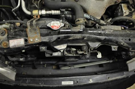Radiator Support Removal Honda Tech Forum