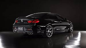 BMW 6 Series Gran Coupe Gets Black Bison Bodykit from Wald