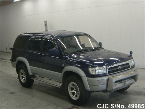 1997 toyota hilux surf 4runner blue for sale stock no 49985 used cars exporter