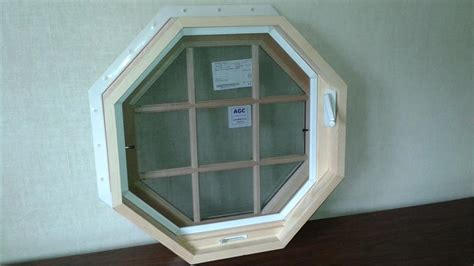 owv   venting octagon window