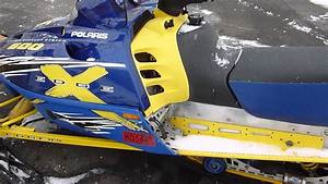 2002 Blue Polaris Xc Sp 600 Edge X For Sale  Parting Out