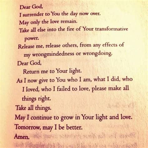Marianne Williamson Illuminata My Favorite Bedtime Prayer From Marianne Williamson S Book
