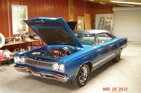 1968 Plymouth Gtx 426 Hemi 4 Speed Dana Track Pac Qq1