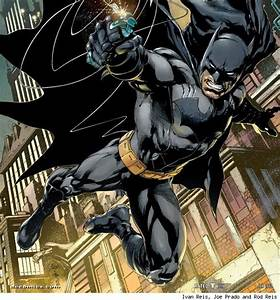 Batman (Post Crisis) vs Batman (New 52) - Battles - Comic Vine