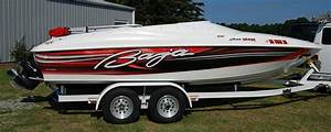 Boat Wraps Michigan Boat Decals, Numbers, Lettering