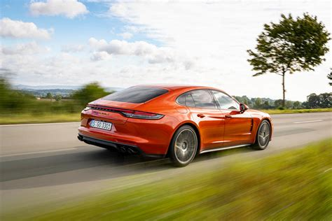With a top speed of 195 mph, you will also have an electric range of 36 miles. 2021 Porsche Panamera Turbo S: Review, Trims, Specs, Price, New Interior Features, Exterior ...