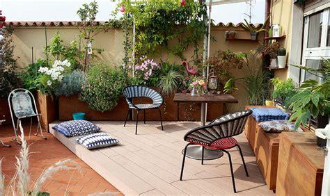 arredare una terrazza con piante come arredare una terrazza con piante terrazzo con fiori