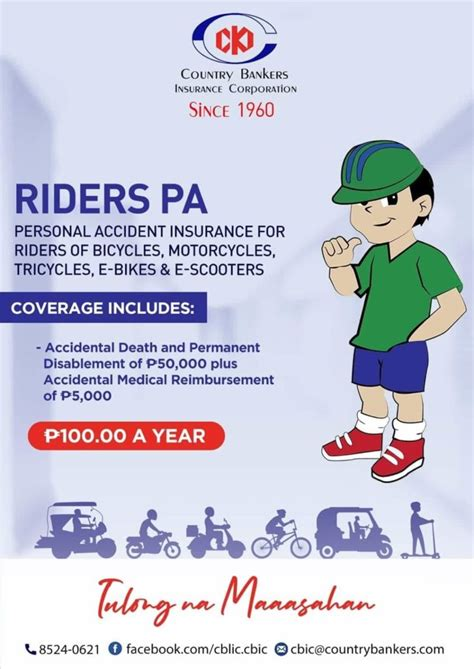 Browse them on the map or use the tool below to find the one nearest you. Country Bankers Insurance Corporation big help to the riders in terms of insurance ...