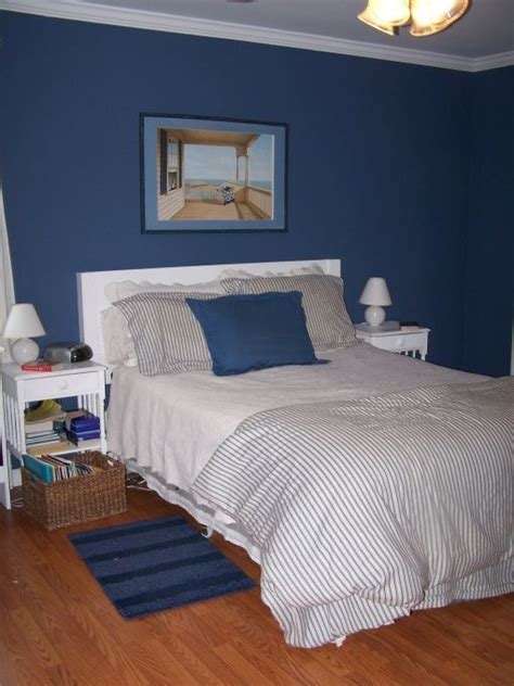 blue bedroom denim blue paint from sherwin williams