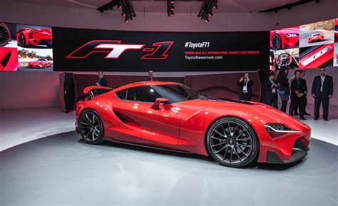 2019 Toyota Ft 1 by 2018 Toyota Ft 1 Concept Review 2019 2020