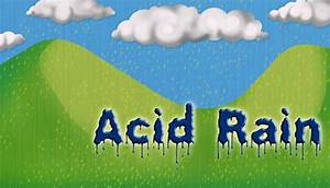 What Is Acid Rain