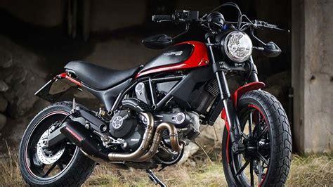 Modification Ducati Scrambler Icon by 2016 Ducati Scrambler Icon