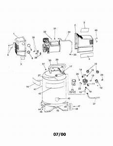 Craftsman 919167300 Air Compressor Parts