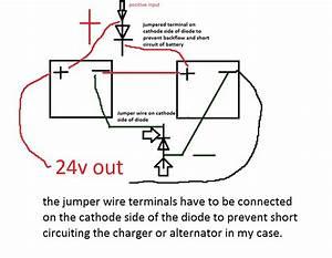 Wiring Diagram For 24 Volt Trolling Motor