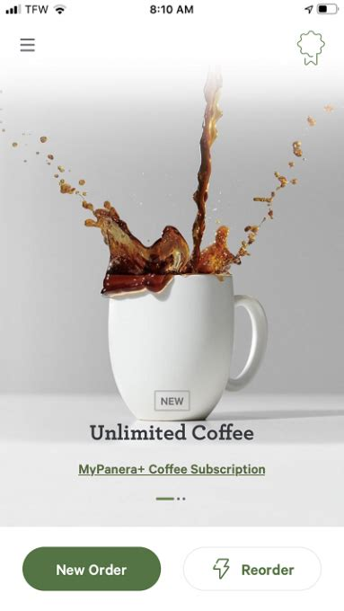 The sandwich chain revamped its coffee offerings last year as part of a broader overhaul of its breakfast. Panera Bread Unlimited Coffee Subscription - Coffee Informer