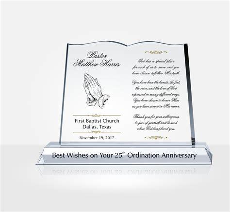 pastor anniversary tributes  sample wordings diy awards
