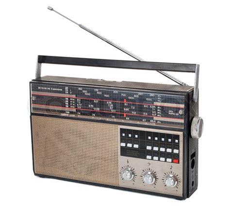 Old radio | Stock Photo | Colourbox