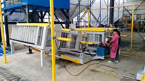 lightweight eps cement sandwich panel production line