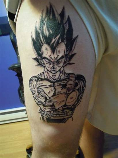 Vegeta Tattoo Started Got Dbz Imgur