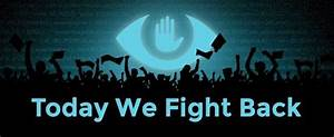 Today We Fight Back Against Mass Surveillance