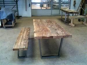 Beistelltisch Eiche Rustikal : altholztisch tisch altholz alte eiche rustikal massiv ~ Watch28wear.com Haus und Dekorationen