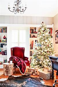 Rustic Chic Christmas Home Tour