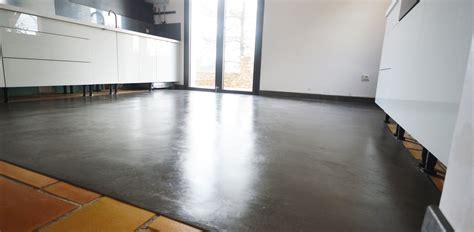 sol cuisine ouverte inspirations et quel sol choisir dans ma cuisine photo beton cire cuisine
