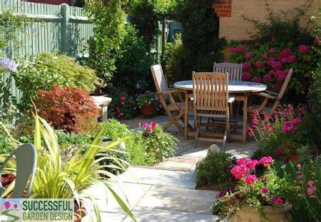 small garden successfulgardendesigncourses