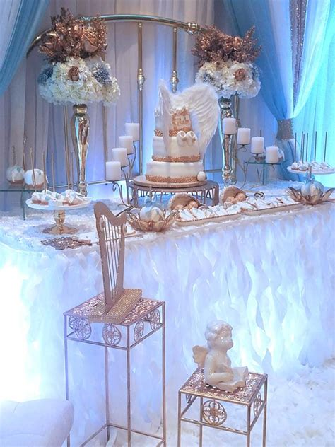 baby shower ideas for to be baby boy angel shower baby shower ideas themes