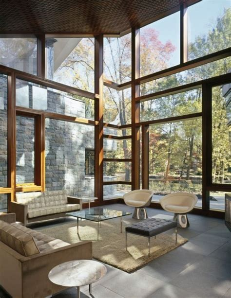 Modern Sunroom by 24 Modern And Stylish Sunroom Design Ideas Digsdigs