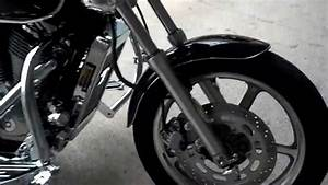 Used Sale  2005 Honda Shadow 1100 Spirit Vt1100 Vance  U0026 Hines Exhaust Leds