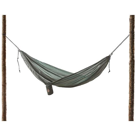 Pack Hammock by Grand Trunk Grn Polytaffeta Hammock 4 Pack Walmart
