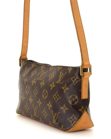 lyst louis vuitton trotteur monogram crossbody bag