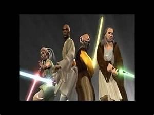 Star Wars: Episode I: Jedi Power Battles PlayStation - YouTube