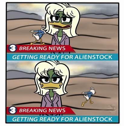 Meme Ducktales Duck Raid Know Found