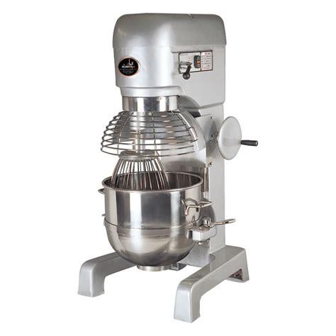 tablier et toque de cuisine batteurs mélangeurs professionnel 60 litres