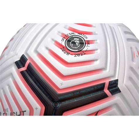 Nike Premier League Flight Official Match Soccer Ball ...