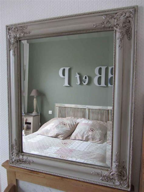 miroir a l ancienne miroir baroque ancien biseaut 233 d origine et patine 224 l ancienne d 233 corations murales par bealeduc