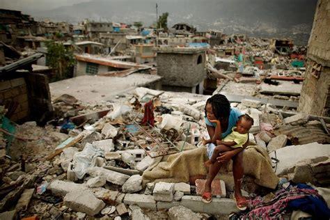 Remembering The 2010 Haiti Earthquake