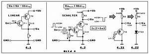 Basisstrom Berechnen : schalten und steuern mit transistoren i bs170 bs250 ~ Themetempest.com Abrechnung
