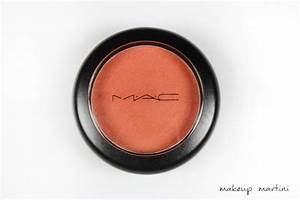 MAC Springsheen Blush Review, Swatches and Dupes ...